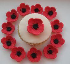 Comestible azúcar glas decoraciones de torta por ElegantEdibleIcing