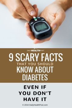 Diabetes is a disease that affects nearly 10% of the U.S. population, and yet it_s a disease that so few people understand.