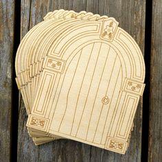 x 10 puerta de madera artesanal de estilo gótico A formas arquitectura de edificios de madera contrachapada de 3mm de UKInfinite en Etsy https://www.etsy.com/es/listing/455363180/x-10-puerta-de-madera-artesanal-de