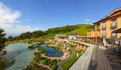 Kurzurlaubsangebote für den Feuerberg - Hotel Mountain Resort Feuerberg
