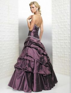 prom dress maybe