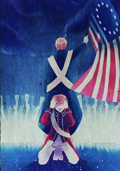 USUK, APH America, APH England, Revolutionary America, Revolutionary England