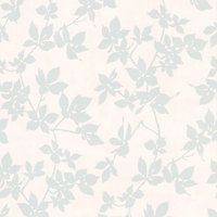 Kitchen and Bathroom Wallpaper - Duck Egg