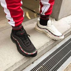 Air Max 97 x UNDEFEATED - Black or White ? Available On Our Site : -> DeltitechBrands.com <-
