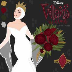 Disney Movie Characters, Disney Villains, Disney Movies, Fictional Characters, Disney Princess, Wedding, Disney Films, Valentines Day Weddings, Mariage
