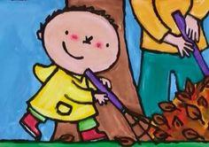 Kleuteridee.nl   Digitaal prentenboek voor kleuters, Karel en de herfst Toddler Fun, Too Cool For School, Autumn Theme, Infant Activities, Pre School, Autumn Leaves, Kids Playing, Videos, Fall