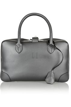 Golden Goose Deluxe Brand|Equipage small metallic leather tote(=)