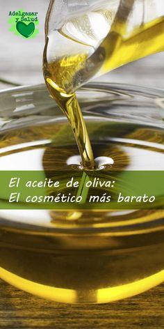 ¿Sabias que el Aceite de Oliva es un cósmetico multifacético?