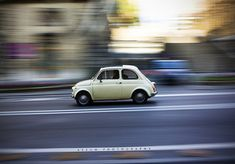 Camera panning usually requires you to use a slower shutter speed and move the camera along the axis of your subject during the time ...