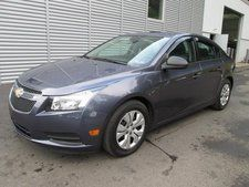 Used 2013 Chevrolet Cruze LS Sedan Only $14,850