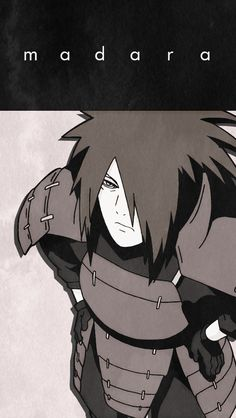 Madara <3<3<3<3<3<3<3<3<3 Suitable for background ...