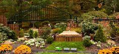Longwood Gardens Miniature Train Garden   8