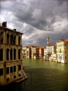 Venice, Italy Last stop on our driving tour.