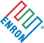 --- Chapter Grand Unifying Theory of the Prosecution of Enron. --- This is the Enron logo, now probably one of the most recognized corporate logos in American history. --- Image: Enron logo / Wikipedia / fair use under U. Rand Paul, Paul Rand Logos, Corporate Logo Design, Corporate Identity, Identity Design, Visual Identity, Brand Identity, Steve Jobs, Corporate Branding