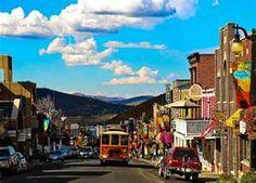 Park City, UT - really cool town!  #travel  #ski_town  #utah  #unitedstates