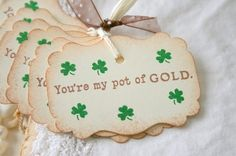 You're my pot of gold - so sweet