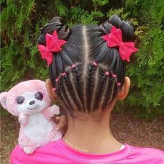 This natural hairstyles for teens truly are fab. This natural hairstyles Teen Girl Hairstyles, Sporty Hairstyles, Natural Hairstyles For Kids, Princess Hairstyles, Cute Hairstyles, Natural Hair Styles, Beautiful Hairstyles, Girl Hair Dos, Hair And Makeup Tips