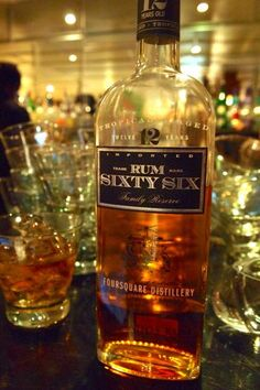 THE rum to drink for Independence Day in Barbados.