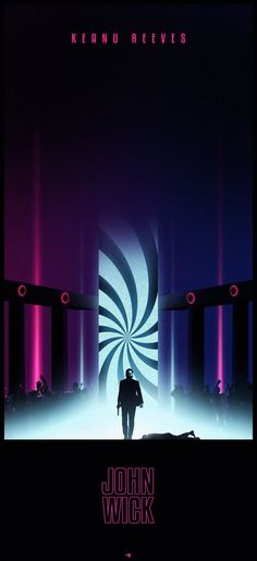 Movie Poster Movement — John Wick by Colin Morella Prints av Marvel Movie Posters, Best Movie Posters, Classic Movie Posters, Movie Poster Art, Cool Posters, Marvel Movies, Baba Yaga, Poster Minimalista, John Wick Movie