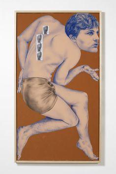 Zoe Barcza Michael Pitt, Surface, Artsy, Portrait, Artwork, Painting, Work Of Art, Headshot Photography, Auguste Rodin Artwork