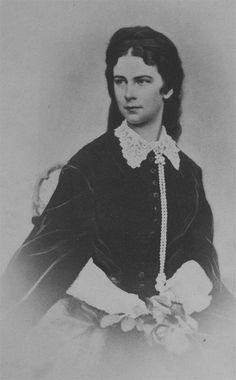 Elisabeth of Austria (December 1837 ~  September 1898)