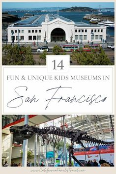 Looking for some great museums in San Francisco? Here are the 14 best San Francisco museums for kids and teens in the Bay Area. #sanfrancisco #california San Francisco With Kids, San Francisco Tours, San Francisco Museums, San Francisco Travel, San Diego, California Attractions, Kids Attractions, California Restaurants, California With Kids