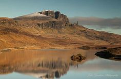 Loch Fada and the Old Man of Storr