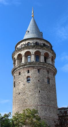 Galata Tower, Istanbul ©Packing my Suitcase