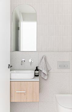 Home Interior Modern Family Bathroom, Laundry In Bathroom, Small Bathroom, Bad Inspiration, Bathroom Inspiration, Luxury Homes Interior, Home Interior, Interior Modern, Estilo Tropical