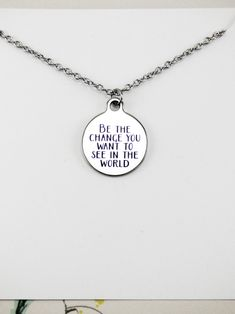 14K Yellow Gold Have Faith Saying Pendant 13 mm Jewels Obsession Have Faith Saying Charm Pendant