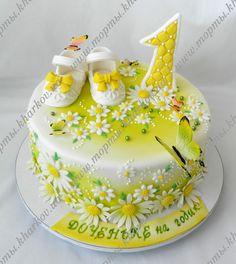 торт с ромашками - Поиск в Google