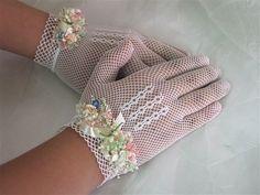 Guantes de comunion guantes de comunion muy bonitos para las niñas en su primera comunion