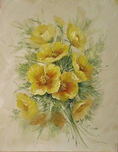 SP1003 Golden Poppies