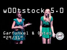 "▶ W00tstock 5.0 - Garfunkel and Oates ""29/31"" (NSFW) - YouTube"