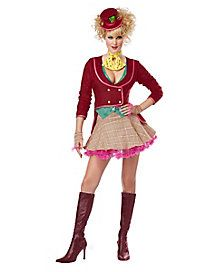 The Mad Hatter Adult Womens Costume