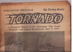 56 Best WORCESTER MA TORNADO 1953 images in 2019 | Worcester