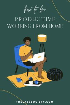 Working from home comes with a lot of benefits from saving time and money, to making you feel more relaxed and working smarter not harder. Click through to see these 10 simple tips to be more productive when working from home. #productivity #workfromhometips #workfromhome #homeoffice #remoteworking #workfromhometips Work Productivity, Increase Productivity, Earn Money Fast, Saving Time, Work From Home Tips, Time Management Tips, Be Your Own Boss, Business Advice, Make Money Blogging