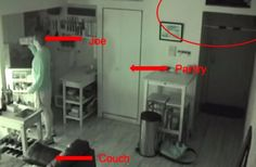 After Hearing Strange Noises At Night, He Put A Hidden Camera In His Kitchen. This Is What He Found! SCARY !