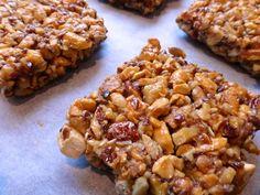 Zoet zuurtje: 4 ingrediënten notenkoek