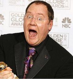 John Lasseter: Chef Creative Officer at Pixar
