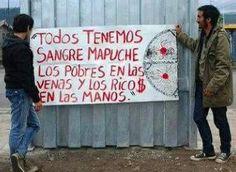 Nación Mapuche: Pu Lof en Resistencia, Luciano Benetton, Epuyén, Radio Libre, Río Negro, Gendarmería e infantería, Departamento Cushamen