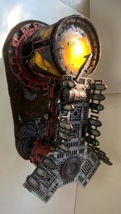 : Mechanicus [delete], Merlin [delete], Sector [delete], Shadow War [delete], Terrain