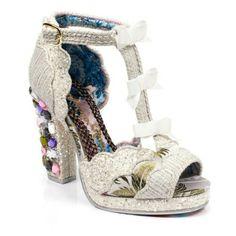 Irregular Choice Jus Sayin Black Jewel Floral Glitter Turtle Tortoise Handbag