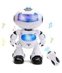 Agent Bingo - robot zdalnie sterowany