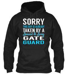 Gate Guard - Smart Sexy #GateGuard
