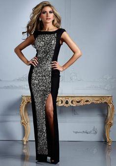 Terani Evenings Dress E2168 at Peaches Boutique