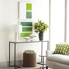Wisteria - Mirrors & Wall Decor - Shop by Category - Wall Art -  Green Shade Wall Art Set - Set of 2 - $299.00
