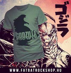 #godzilla #poloshopping #onlineshop #fatbat #fatbatrockshop #tshirt #mik #instahun #fantshirt #godzillatshirt #godzilla2016 #godzillaworld Godzilla, Instagram Posts, Mens Tops, T Shirt, Shopping, Fashion, Supreme T Shirt, Moda, Tee Shirt
