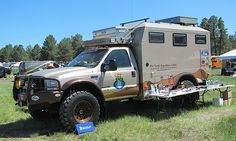 Turtle Expedition Vehicles  - The inspiration behind Global Expedition Vehicles.