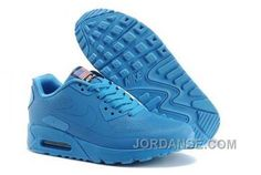 http://www.jordanse.com/nike-air-max-90-hyperfuse-prm-mens-blue.html NIKE AIR MAX 90 HYPERFUSE PRM MENS BLUE Only 79.00€ , Free Shipping!